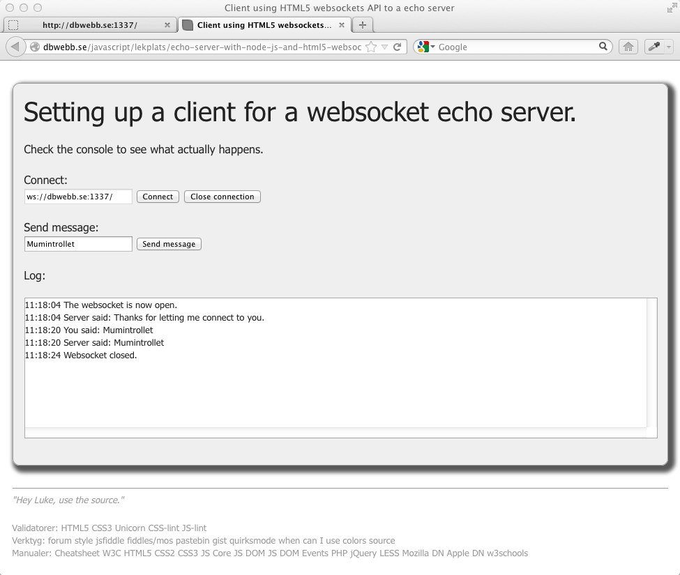 An Introduction To WebSockets