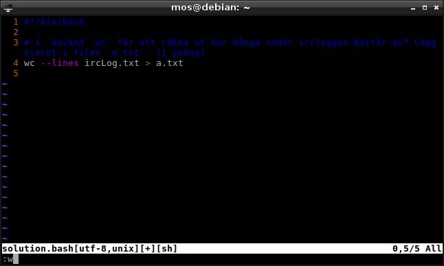 Låt oss komma igång med skriptprogrammering i Bash.